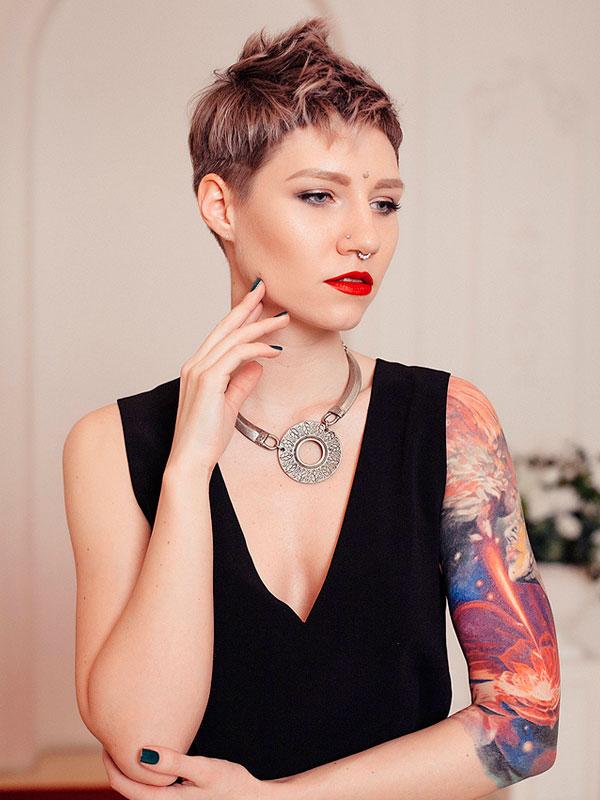 Анна Демидас - преподаватель Rich Art